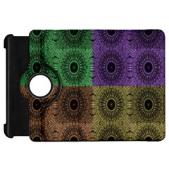 Creative Digital Pattern Computer Graphic Kindle Fire HD 7