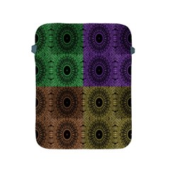 Creative Digital Pattern Computer Graphic Apple iPad 2/3/4 Protective Soft Cases