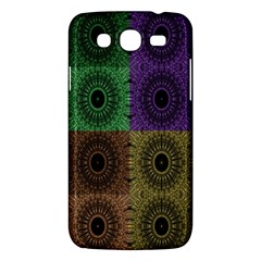 Creative Digital Pattern Computer Graphic Samsung Galaxy Mega 5.8 I9152 Hardshell Case