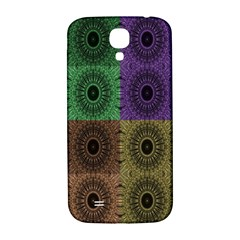 Creative Digital Pattern Computer Graphic Samsung Galaxy S4 I9500/I9505  Hardshell Back Case
