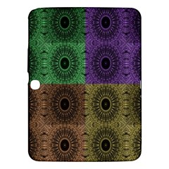 Creative Digital Pattern Computer Graphic Samsung Galaxy Tab 3 (10.1 ) P5200 Hardshell Case