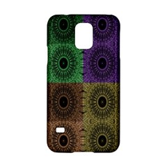 Creative Digital Pattern Computer Graphic Samsung Galaxy S5 Hardshell Case
