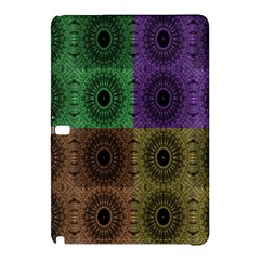 Creative Digital Pattern Computer Graphic Samsung Galaxy Tab Pro 10.1 Hardshell Case