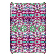 Colorful Seamless Background With Floral Elements Apple iPad Mini Hardshell Case