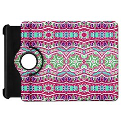 Colorful Seamless Background With Floral Elements Kindle Fire Hd 7