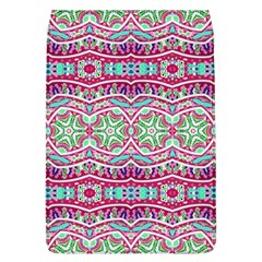 Colorful Seamless Background With Floral Elements Flap Covers (L)