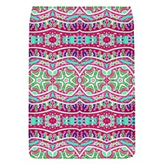 Colorful Seamless Background With Floral Elements Flap Covers (S)