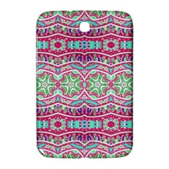 Colorful Seamless Background With Floral Elements Samsung Galaxy Note 8.0 N5100 Hardshell Case