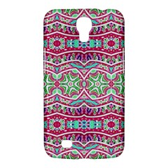 Colorful Seamless Background With Floral Elements Samsung Galaxy Mega 6.3  I9200 Hardshell Case
