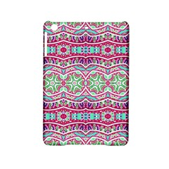 Colorful Seamless Background With Floral Elements Ipad Mini 2 Hardshell Cases