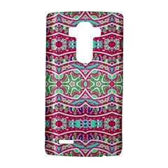 Colorful Seamless Background With Floral Elements Lg G4 Hardshell Case