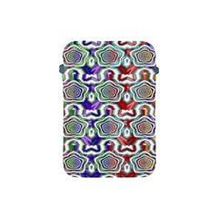 Digital Patterned Ornament Computer Graphic Apple iPad Mini Protective Soft Cases