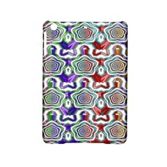 Digital Patterned Ornament Computer Graphic iPad Mini 2 Hardshell Cases