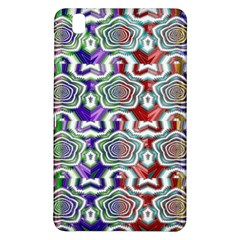 Digital Patterned Ornament Computer Graphic Samsung Galaxy Tab Pro 8.4 Hardshell Case