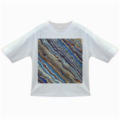 Fractal Waves Background Wallpaper Pattern Infant/toddler T Shirts