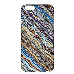 Fractal Waves Background Wallpaper Pattern Apple iPhone 6 Plus/6S Plus Hardshell Case