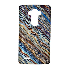 Fractal Waves Background Wallpaper Pattern Lg G4 Hardshell Case
