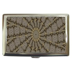 Abstract Image Showing Moiré Pattern Cigarette Money Cases