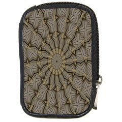 Abstract Image Showing Moiré Pattern Compact Camera Cases