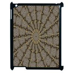 Abstract Image Showing Moiré Pattern Apple Ipad 2 Case (black)