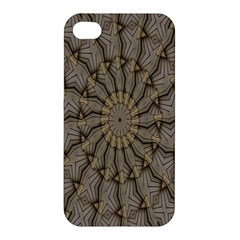Abstract Image Showing Moir¨  Pattern Apple iPhone 4/4S Premium Hardshell Case