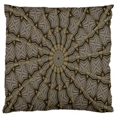 Abstract Image Showing Moiré Pattern Large Cushion Case (two Sides)