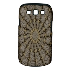 Abstract Image Showing Moiré Pattern Samsung Galaxy S III Classic Hardshell Case (PC+Silicone)
