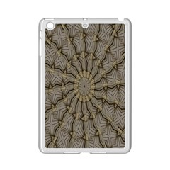 Abstract Image Showing Moir¨| Pattern iPad Mini 2 Enamel Coated Cases