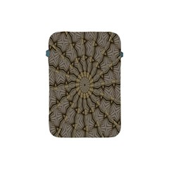 Abstract Image Showing Moir¨| Pattern Apple iPad Mini Protective Soft Cases