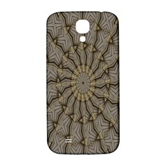 Abstract Image Showing Moiré Pattern Samsung Galaxy S4 I9500/I9505  Hardshell Back Case