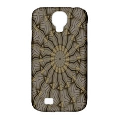 Abstract Image Showing Moiré Pattern Samsung Galaxy S4 Classic Hardshell Case (pc+silicone)
