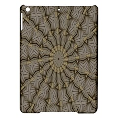 Abstract Image Showing Moir¨| Pattern iPad Air Hardshell Cases