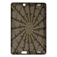 Abstract Image Showing Moiré Pattern Amazon Kindle Fire HD (2013) Hardshell Case