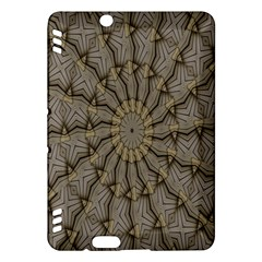Abstract Image Showing Moir¨| Pattern Kindle Fire HDX Hardshell Case