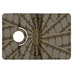 Abstract Image Showing Moiré Pattern Kindle Fire Hdx Flip 360 Case