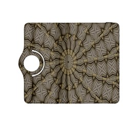 Abstract Image Showing Moir¨| Pattern Kindle Fire HDX 8.9  Flip 360 Case
