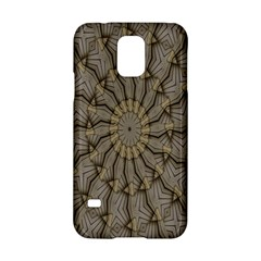 Abstract Image Showing Moir¨| Pattern Samsung Galaxy S5 Hardshell Case