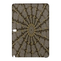Abstract Image Showing Moiré Pattern Samsung Galaxy Tab Pro 12.2 Hardshell Case