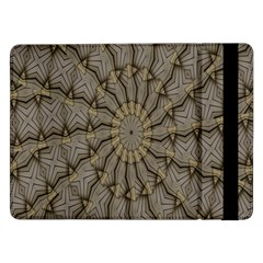 Abstract Image Showing Moir¨| Pattern Samsung Galaxy Tab Pro 12.2  Flip Case