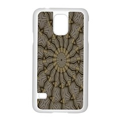 Abstract Image Showing Moiré Pattern Samsung Galaxy S5 Case (White)
