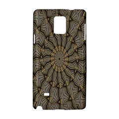 Abstract Image Showing Moiré Pattern Samsung Galaxy Note 4 Hardshell Case