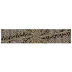 Abstract Image Showing Moiré Pattern Flano Scarf (small)
