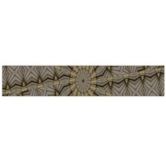 Abstract Image Showing Moiré Pattern Flano Scarf (Large)