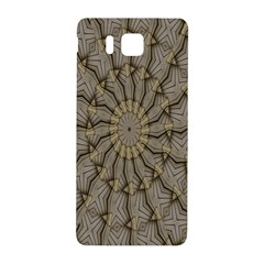 Abstract Image Showing Moiré Pattern Samsung Galaxy Alpha Hardshell Back Case