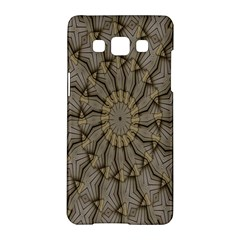 Abstract Image Showing Moiré Pattern Samsung Galaxy A5 Hardshell Case