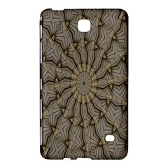 Abstract Image Showing Moiré Pattern Samsung Galaxy Tab 4 (7 ) Hardshell Case