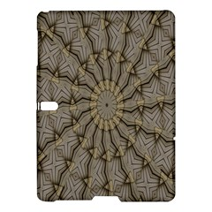 Abstract Image Showing Moiré Pattern Samsung Galaxy Tab S (10.5 ) Hardshell Case