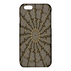 Abstract Image Showing Moiré Pattern iPhone 6/6S TPU Case