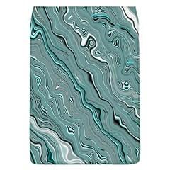 Fractal Waves Background Wallpaper Flap Covers (l)