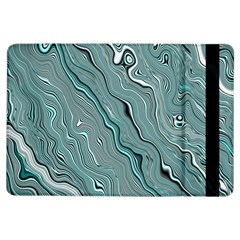 Fractal Waves Background Wallpaper Ipad Air Flip